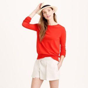J. CREW Wool Pullover Sweater